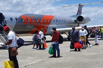 Aerolínea dominicana Sky High desembarca en Venezuela