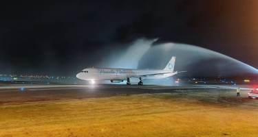 Aterriza en Punta Cana chárter de Sky Cana procedente de Medellín