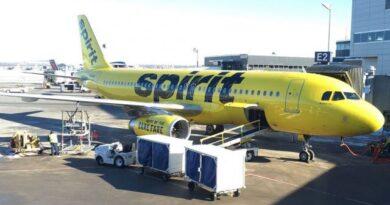 Spirit empieza a volar a Puerto Vallarta a partir de julio