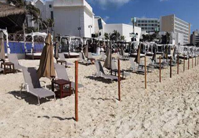 Cancún: investigan a club privado por impedir paso a las playas