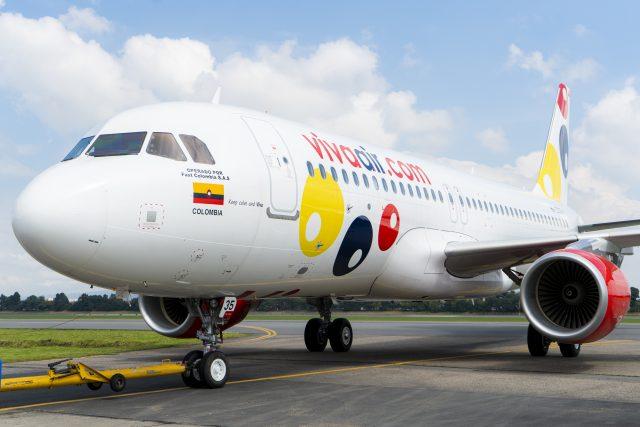 Viva Air solicita dos nuevas rutas desde Medellín hacia Argentina