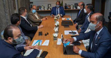 Administrador General del Banreservas se reúne con inversionistas en el marco de Fitur 2021