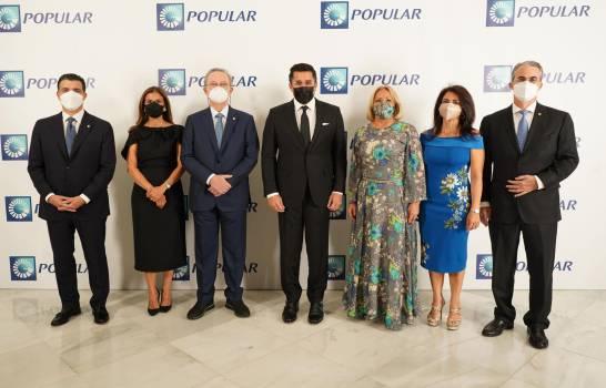 Banco Popular ofrece cena de gala FITUR 2021