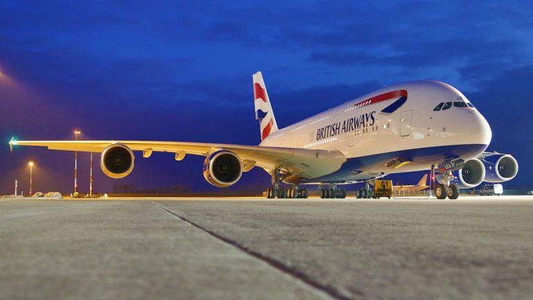 British Airways prueba un test Covid de 25 segundos y fiable