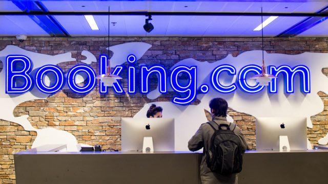 Booking asusta: viajes de trabajo jamás volverán a nivel pre-covid