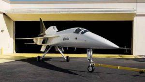 Boom Supersonic: viajes de 4 horas a cualquier parte del mundo por sólo US$80