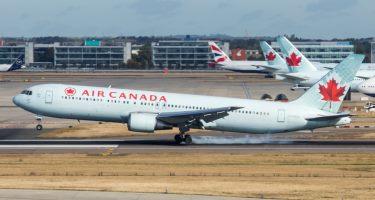 """RD, destino """"prioritario"""" de Air Canadá para su reapertura de vuelos"""