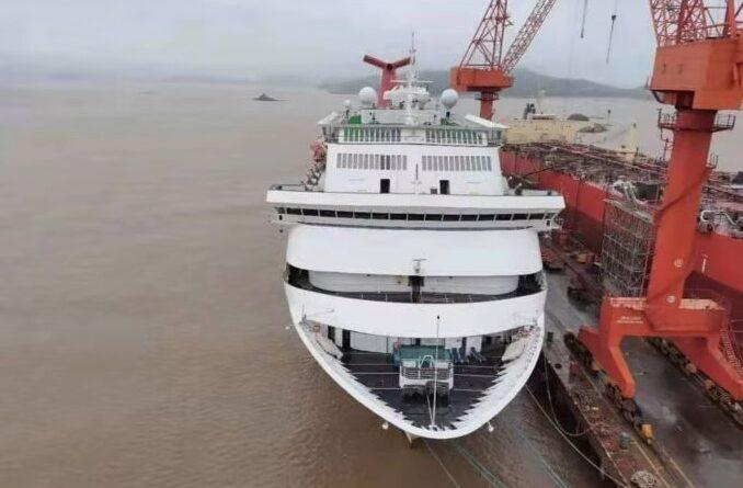 Antiguo crucero de Carnival que fue vendido será remodelado en China