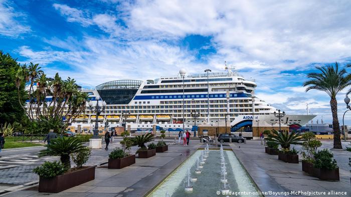 España permitirá la llegada de cruceros a partir del 7 de junio
