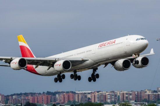 Plan de Iberia para pasar con Air Europa de 129 aviones juntas a 170