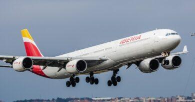 Iberia arranca el verano con 78 de sus 84 aviones volando