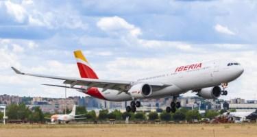 Iberia, imparable en RD: ya supera su nivel de operación 'precovid'