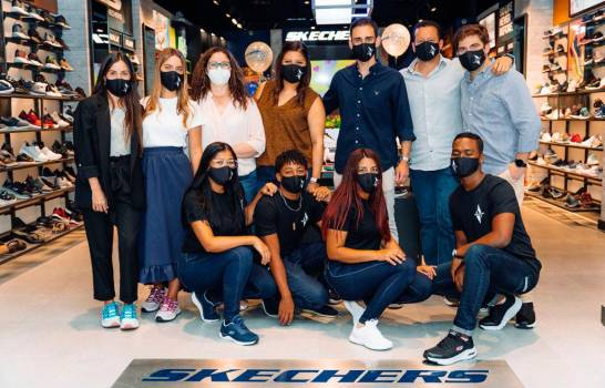 Marca norteamericana Skechers llega a República Dominicana
