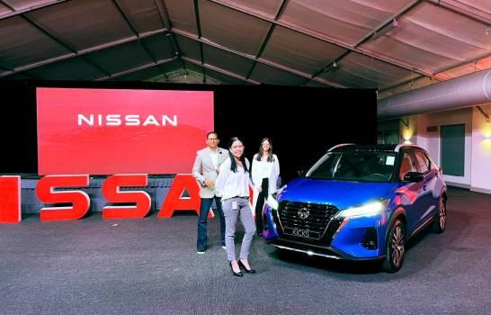 Santo Domingo Motors presenta nueva Nissan Kicks 2022
