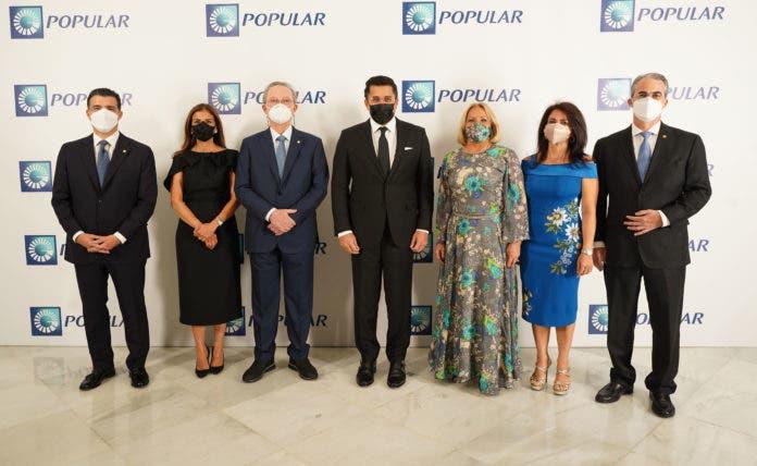 Banco Popular centra su cena de gala en Fitur 2021 en la recuperación turística