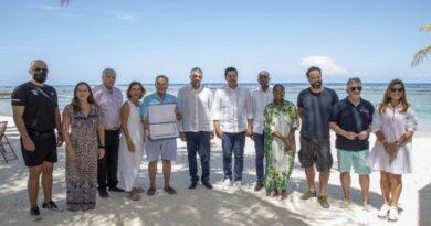 Rainieri, galardonado como embajador de Turismo Sostenible de la OMT