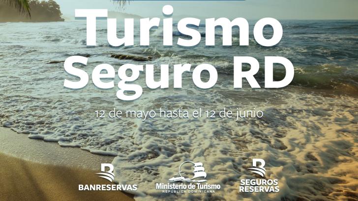 RD extiende hasta el 12 de junio seguro médico gratuito a turistas
