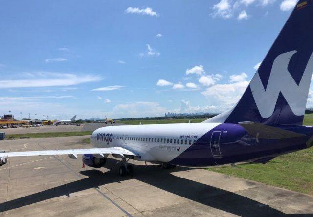 Wingo volará cuatro nuevas rutas internacionales a partir de junio