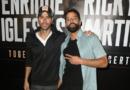 Enrique Iglesias y Ricky Martín retoman su tan esperada gira de concierto
