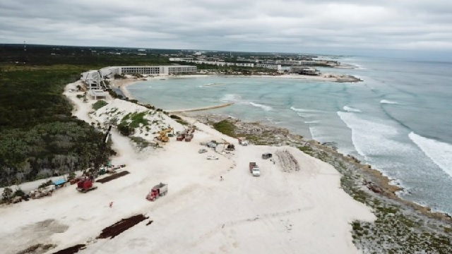 Controversia con hotel de Posadas en Riviera Maya por daño natural