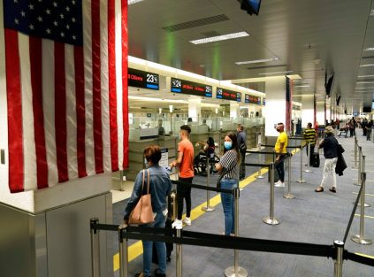 Aerolíneas, afectada por nuevo apagón global en internet