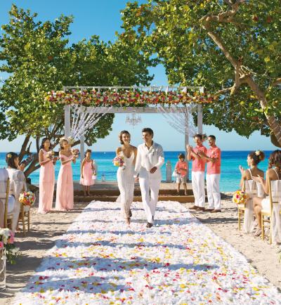 Dreams Dominicus La Romana se afianza como opción para el turismo de bodas