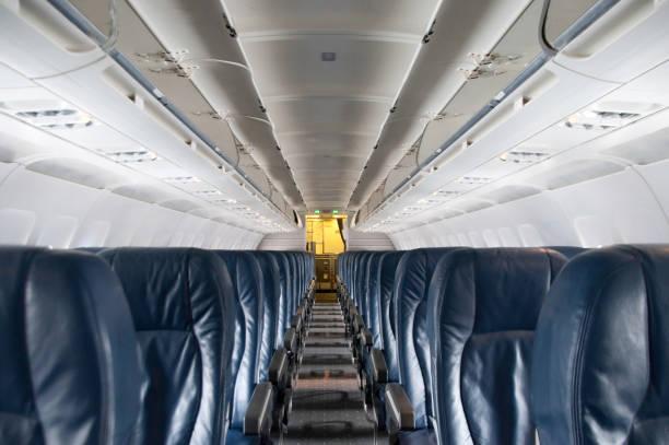 Boeing sorprende: cortina de aire para combatir el covid en vuelos