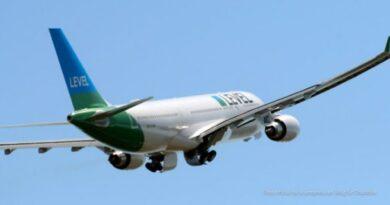 Récord: México recibe a la sexta aerolínea española