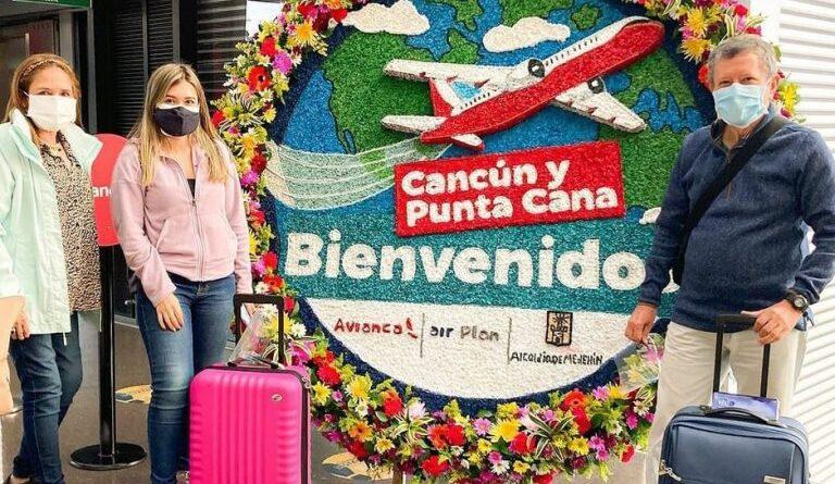 Avianca abre el Medellín-Punta Cana: 4,000 asientos disponibles al mes