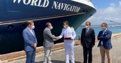 Portugal: Crucero World Navigator iniciará su travesía desde el Porto de Viana do Castelo