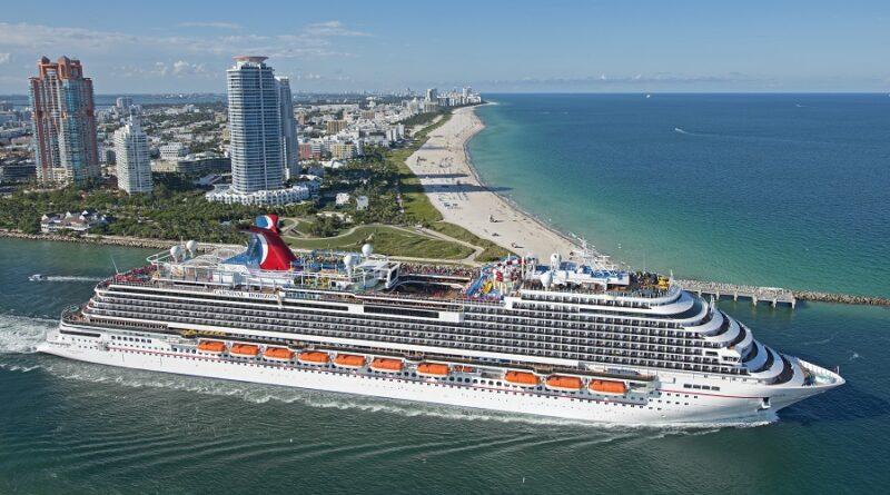 Carnival Cruise Line regresa a las operaciones desde PortMiami con zarpe del Carnival Horizon