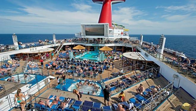 Puerto de Charleston: Carnival Cruise Line extiende su pausa de servicio hasta octubre