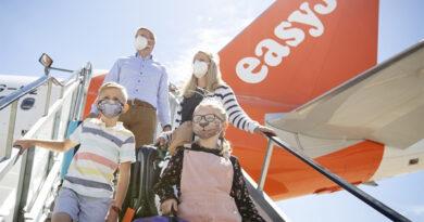Canarias: Easyjet añade 18.228 plazas más desde Reino Unido