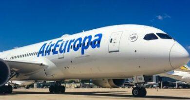 Air Europa recupera esta semana su nivel de operación prepandemia en RD