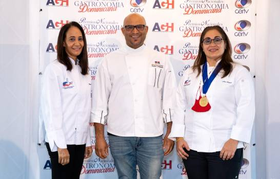 Rumbo a los Premios Nacionales de la Gastronomía Dominicana
