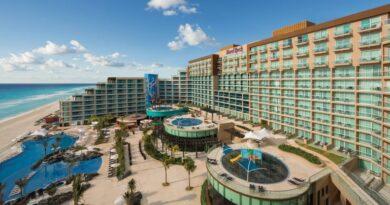 Cancún: un famoso hotel tiene que dedicar dos plantas a contagiados