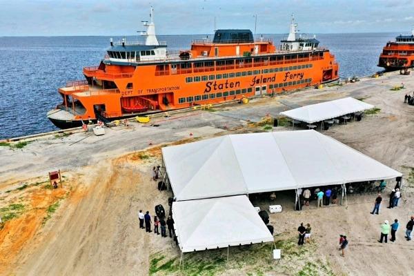 Eastern Shipbuilding Group inaugura instalación en Port St. Joe