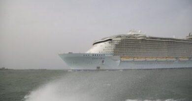 CDC autoriza una serie de cruceros simulados de Royal Caribbean en EE.UU.
