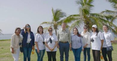 General de Seguros planta 40 árboles para celebrar su 40 aniversario