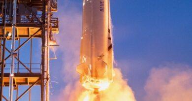 Amenaza futurista a los vuelos de largo radio con cohetes al espacio