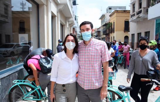 Domino's Republica Dominicana celebra el Día Mundial de la Bicicleta