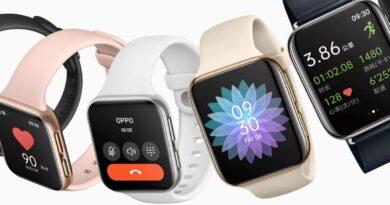 OPPO Watch 2, así es el nuevo reloj inteligente de OPPO para plantar cara al Apple Watch