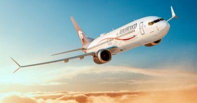 Aeroméxico lanza tercera ruta transoceánica hacia Madrid