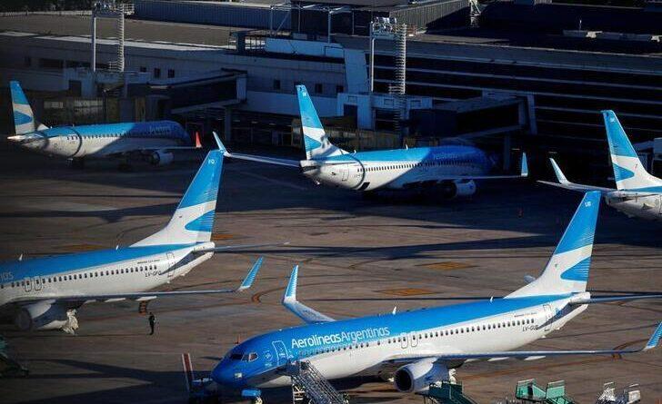 Aerolíneas Argentinas en rojo: perderá este año U$S 400 millones