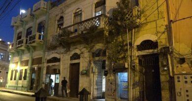 Piden intervenir edificio de la Ciudad Colonial que colapsó parcialmente