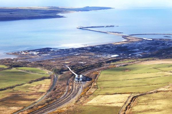 Peel Ports Clydeport proyecta inversión en planta de cables en Huntetston PARC y en un barco especializado
