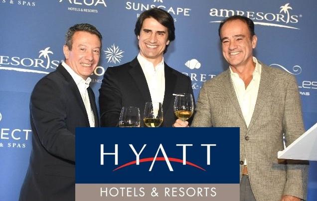 Hyatt comprará AMResorts