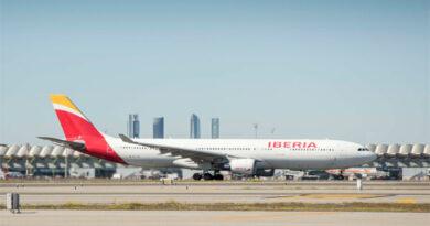 Iberia, obligada a cancelar vuelos a Argentina y Venezuela