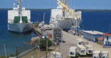 Suspenden operaciones en puertos de la costa Norte ante alerta de ciclón