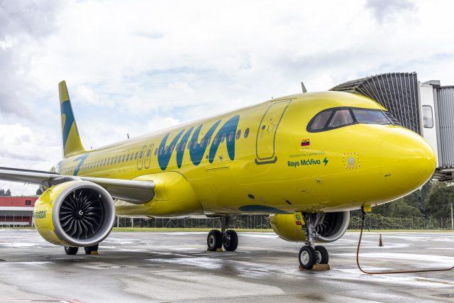 Viva reta a Avianca y ya llega a 13 ciudades de Colombia y 7 de Perú